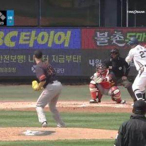 Alessandro-Alex-Maestri-Hanwha-Eagles-Kbo-Baseball (13)