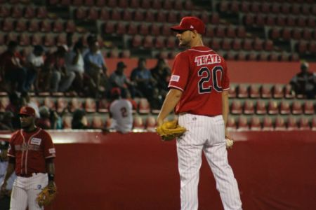 Alex Maestri - Baseball - Mexican League Veracruz (1)