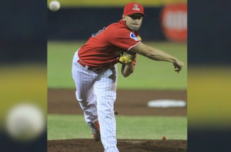 Alex Maestri - Baseball - Mexican League Veracruz (2)