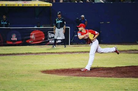Alex Maestri - Baseball - Mexican League Veracruz (7)