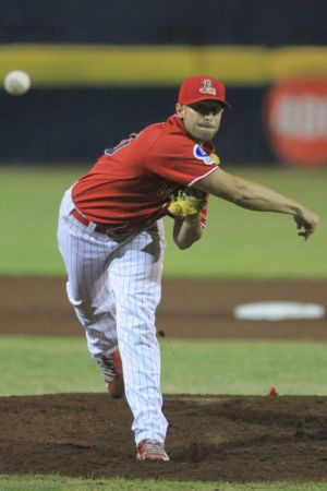 Alex Maestri - Baseball - Mexican League Veracruz (8)