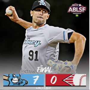 Alex Maestri Blue Sox