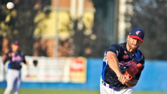 Alex Maestri San Marino Baseball