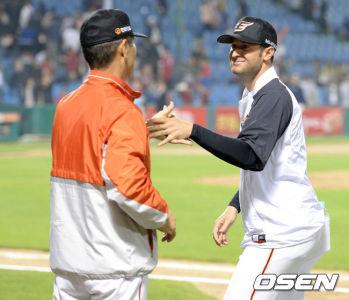 Alessandro Maestri Eagles Korean Baseball (20)