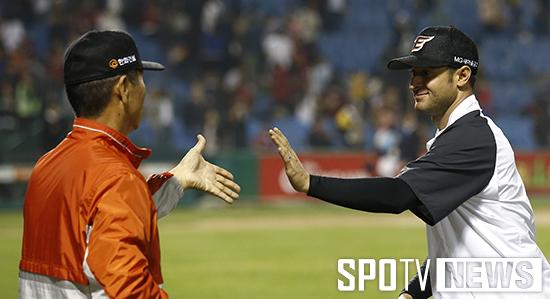 Alessandro Maestri Eagles Korean Baseball (3)