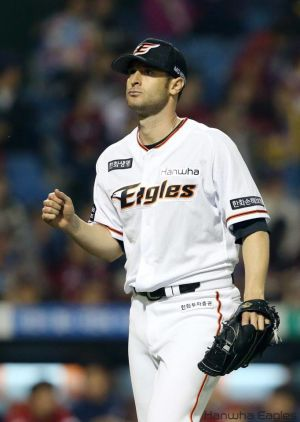 Alessandro Maestri Eagles Korean Baseball (8)