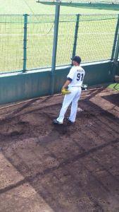 Alex Maestri Pitcher Japan Buffaloes 2014 (110)
