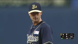 Alex Maestri Pitcher Japan Buffaloes 2014 (116)