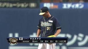 Alex Maestri Pitcher Japan Buffaloes 2014 (119)