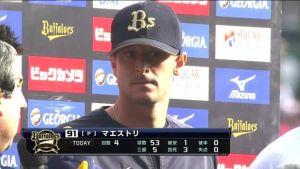 Alex Maestri Pitcher Japan Buffaloes 2014 (130)