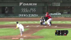 Alex Maestri Pitcher Japan Buffaloes 2014 (132)