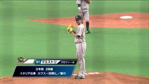 Alex Maestri Pitcher Japan Buffaloes 2014 (13)