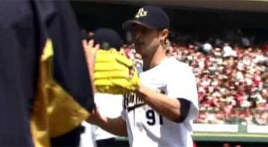 Alex Maestri Pitcher Japan Buffaloes 2014 (146)