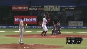 Alex Maestri Pitcher Japan Buffaloes 2014 (151)