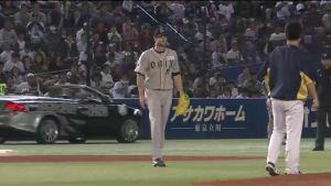 Alex Maestri Pitcher Japan Buffaloes 2014 (152)