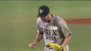 Alex Maestri Pitcher Japan Buffaloes 2014 (154)
