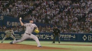 Alex Maestri Pitcher Japan Buffaloes 2014 (158)