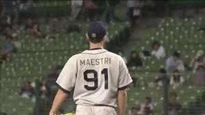 Alex Maestri Pitcher Japan Buffaloes 2014 (171)