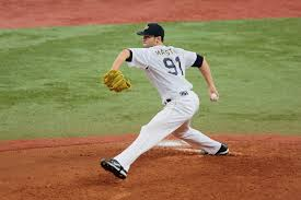 Alex Maestri Pitcher Japan Buffaloes 2014 (174)
