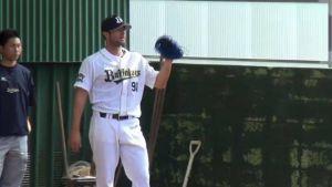 Alex Maestri Pitcher Japan Buffaloes 2014 (184)