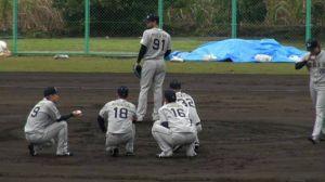 Alex Maestri Pitcher Japan Buffaloes 2014 (192)