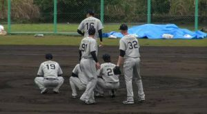 Alex Maestri Pitcher Japan Buffaloes 2014 (193)