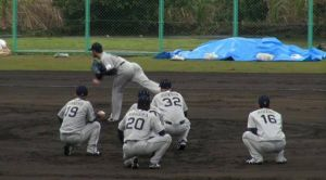Alex Maestri Pitcher Japan Buffaloes 2014 (194)
