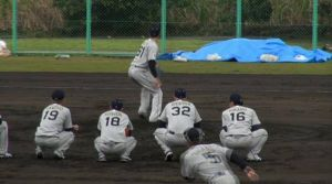 Alex Maestri Pitcher Japan Buffaloes 2014 (195)