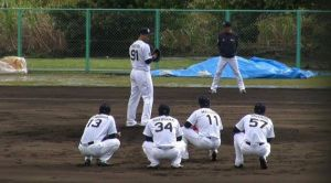 Alex Maestri Pitcher Japan Buffaloes 2014 (196)