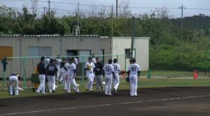 Alex Maestri Pitcher Japan Buffaloes 2014 (197)