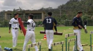 Alex Maestri Pitcher Japan Buffaloes 2014 (202)