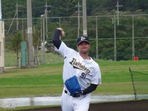 Alex Maestri Pitcher Japan Buffaloes 2014 (203)