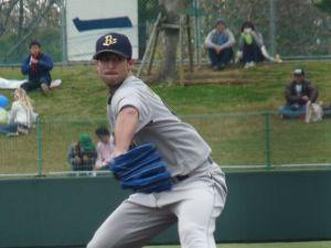 Alex Maestri Pitcher Japan Buffaloes 2014 (204)
