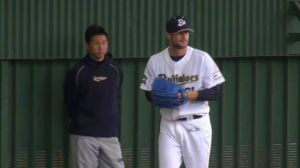 Alex Maestri Pitcher Japan Buffaloes 2014 (205)