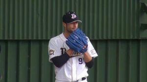Alex Maestri Pitcher Japan Buffaloes 2014 (208)