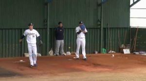 Alex Maestri Pitcher Japan Buffaloes 2014 (209)