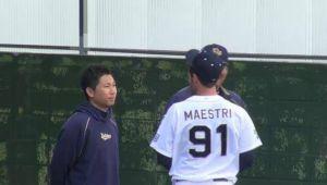 Alex Maestri Pitcher Japan Buffaloes 2014 (212)