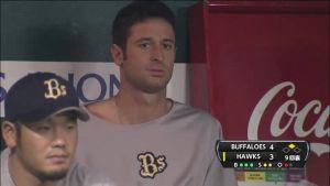 Alex Maestri Pitcher Japan Buffaloes 2014 (236)