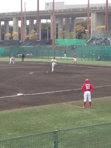 Alex Maestri Pitcher Japan Buffaloes 2014 (239)