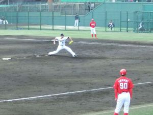 Alex Maestri Pitcher Japan Buffaloes 2014 (243)