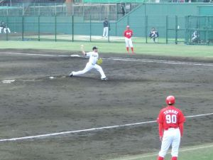 Alex Maestri Pitcher Japan Buffaloes 2014 (244)