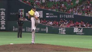 Alex Maestri Pitcher Japan Buffaloes 2014 (24)