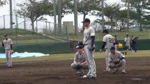Alex Maestri Pitcher Japan Buffaloes 2014 (250)