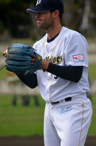 Alex Maestri Pitcher Japan Buffaloes 2014 (264)