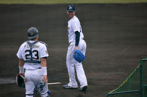 Alex Maestri Pitcher Japan Buffaloes 2014 (271)