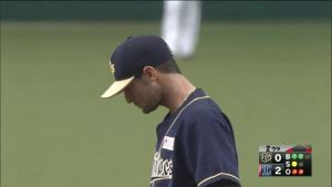 Alex Maestri Pitcher Japan Buffaloes 2014 (284)