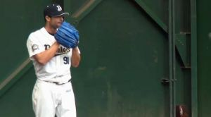Alex Maestri Pitcher Japan Buffaloes 2014 (289)