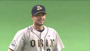 Alex Maestri Pitcher Japan Buffaloes 2014 (2)