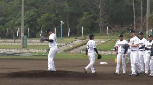 Alex Maestri Pitcher Japan Buffaloes 2014 (302)