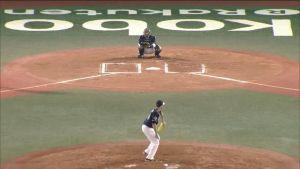 Alex Maestri Pitcher Japan Buffaloes 2014 (30)